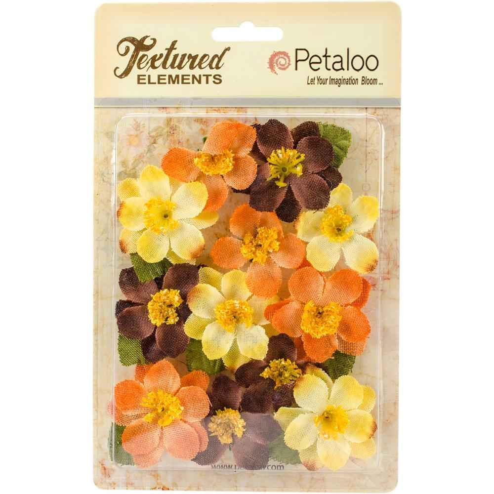 Petaloo Briar Rose Canvas Fall Mix