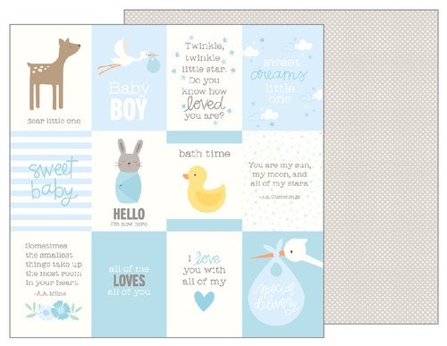 Pebbles Lullaby Baby Boy Quotes