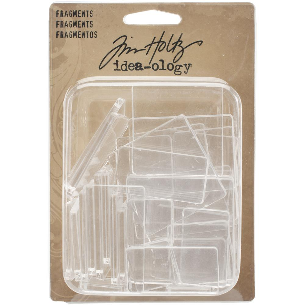 Tim Holtz Clear Fragments Rectangles & Squares