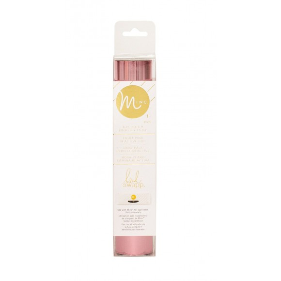 Heidi Swapp Minc Reactive Foil Light Pink