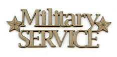 SFX Wordlet: Military Service