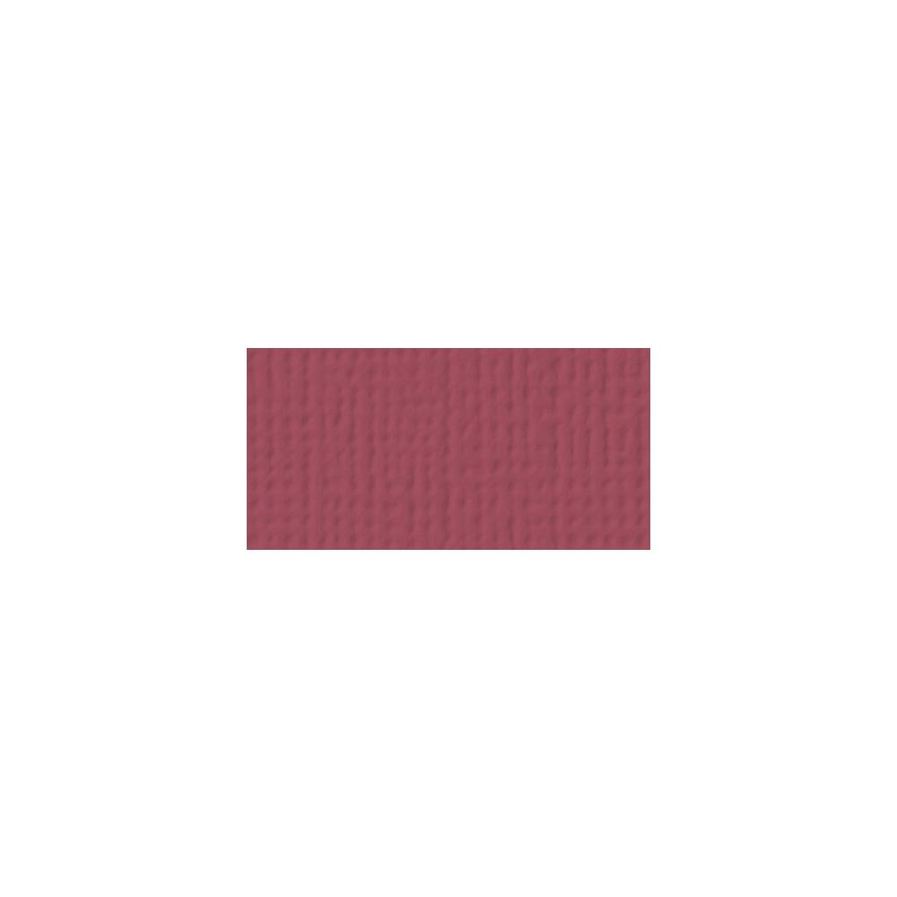 AC Textured Cardstock Pomegranate