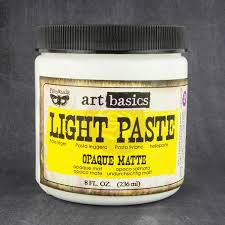 Art Basics Light Paste