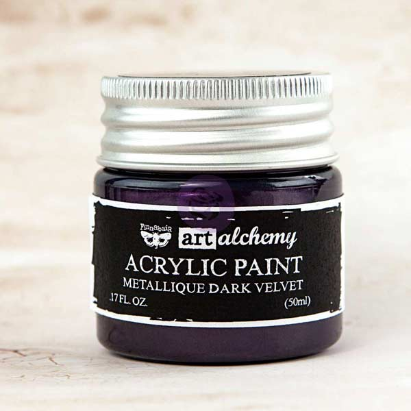 Art Alchemy Metallique Dark Velvet