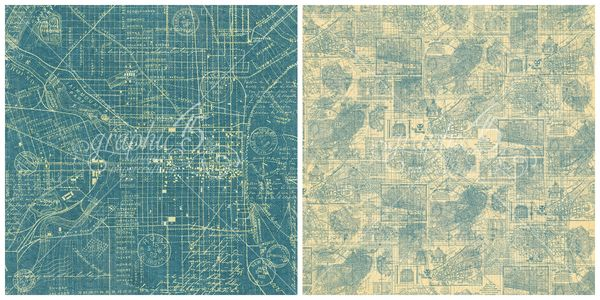 G45 Cityscapes Map the Past
