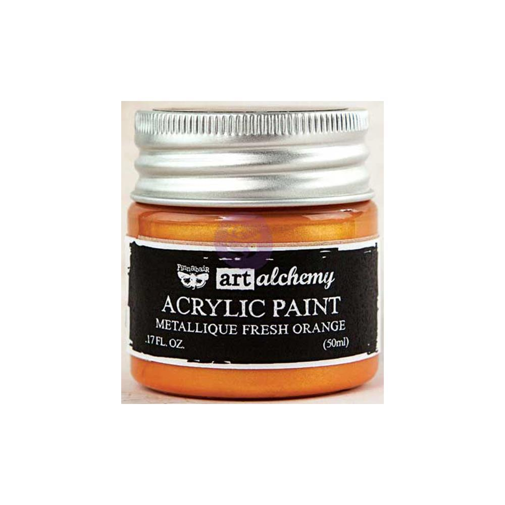 Art Alchemy Metallique Fresh Orange