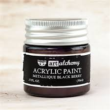 Art Alchemy Metallique Black Berry