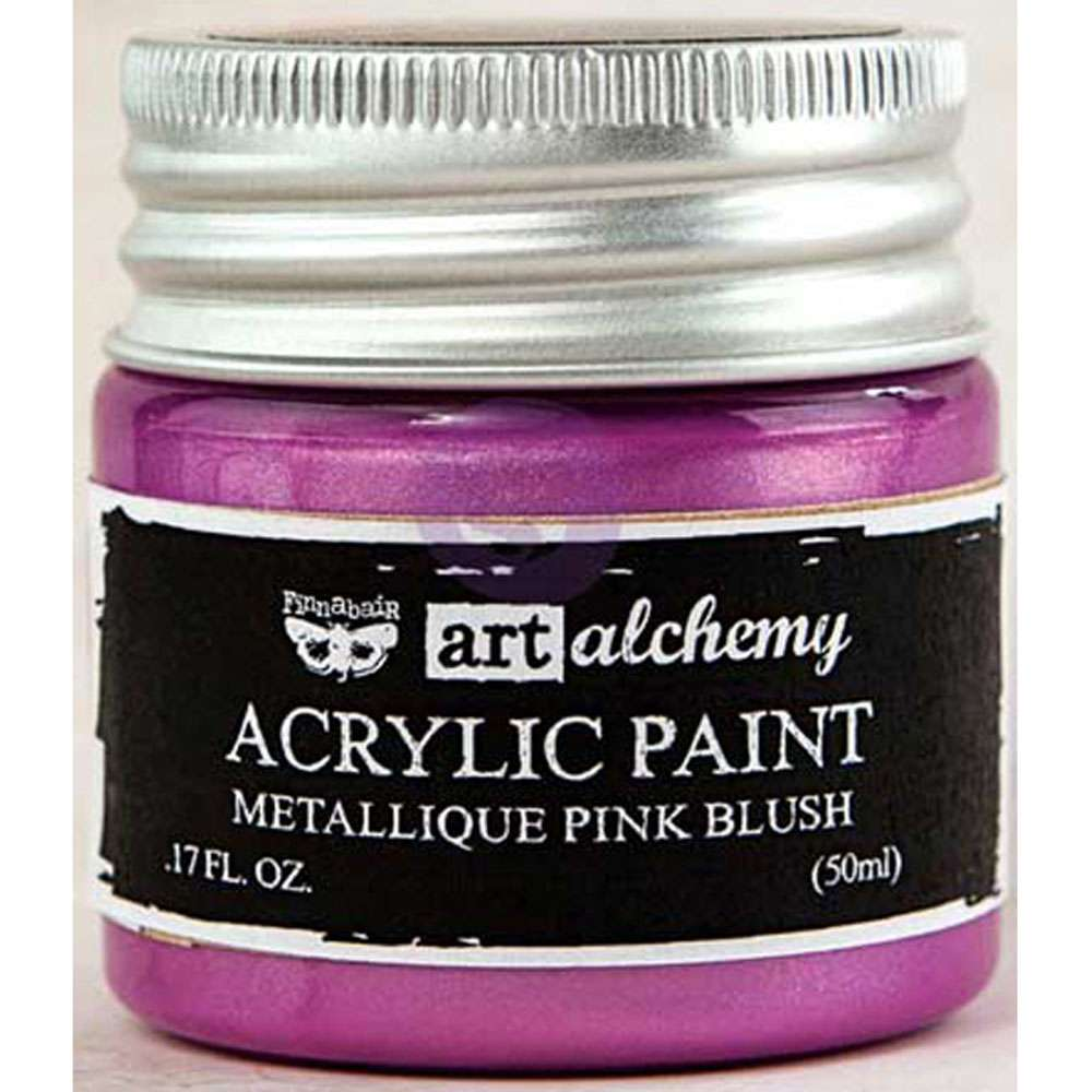 Art Alchemy Metallique Pink Blush
