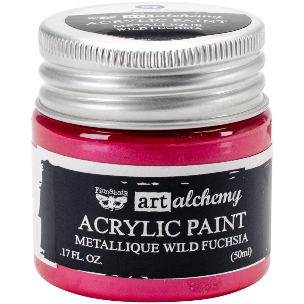 Art Alchemy Metallique Wild Fuchsia