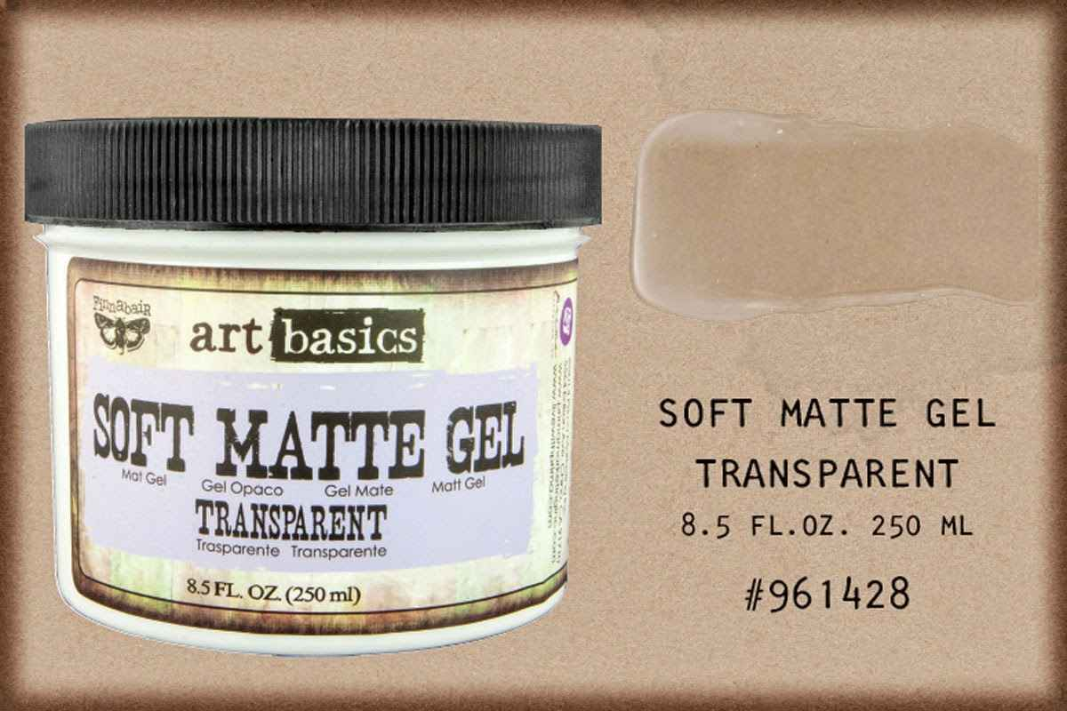 Art Basics Soft Matte Gel