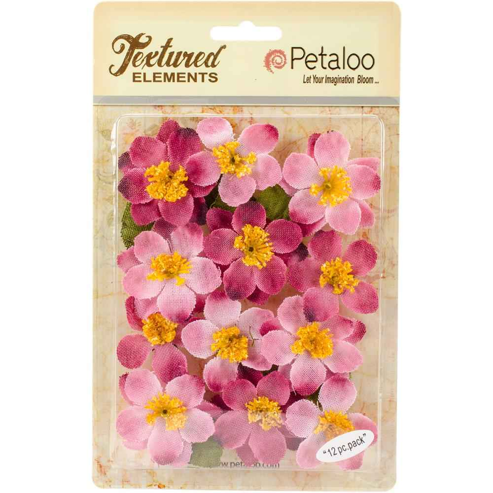 Petaloo Briar Rose Canvas Pink