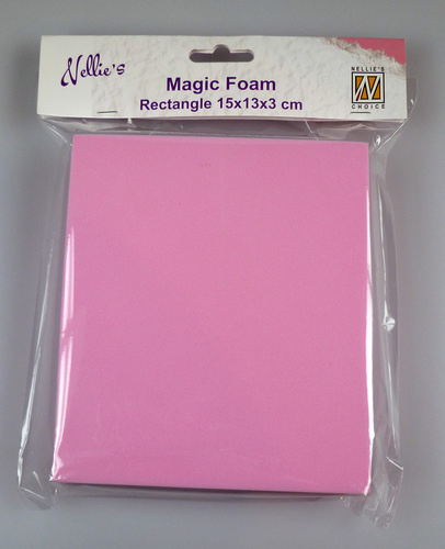 NS Magic Foam 15x13 cm