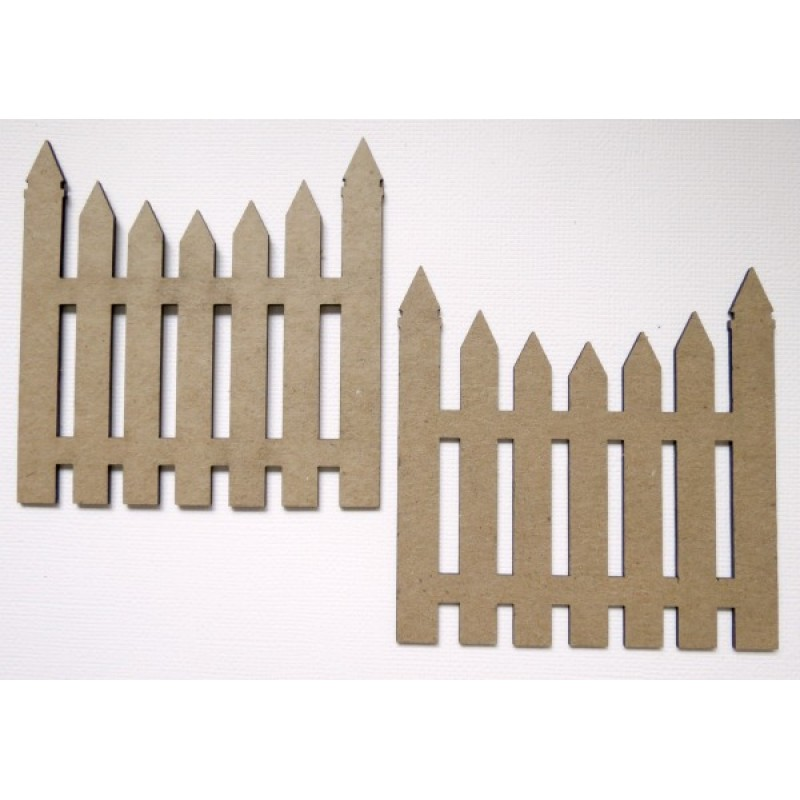 CE Picket Fence.
