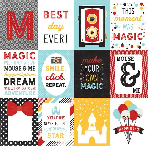 EP Magic Wonder 3x4 Journaling Cards