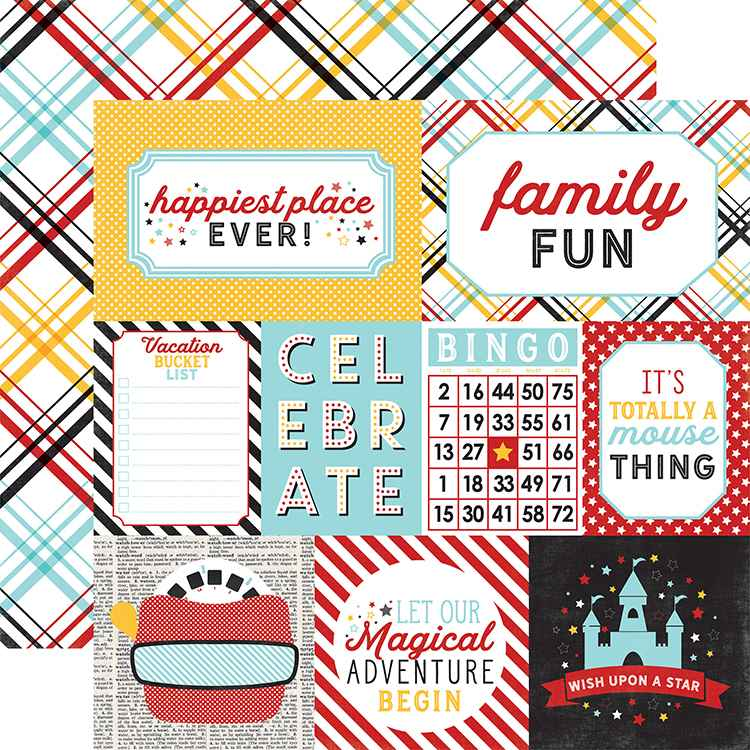 EP Magic Wonder Multi Journaling Cards