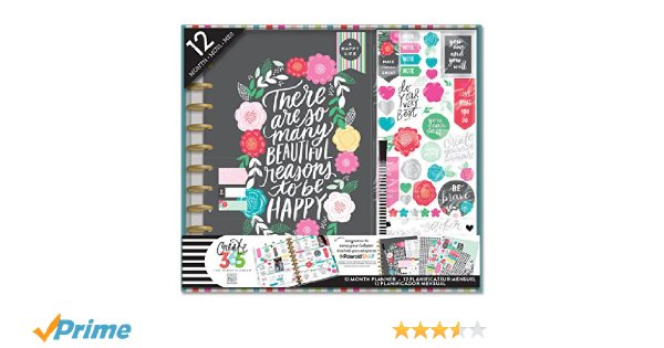 Mambi Create 365 The Happy Planner Box Kit Have Faith.
