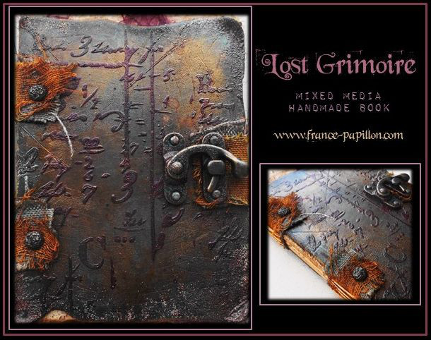 6 oktober middag France Papillon Lost Grimoire