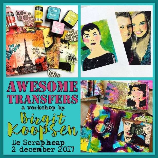 3 december Birgit Koopsen Awesome Transfers