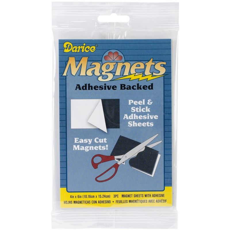 Darice Magnetic Sheets