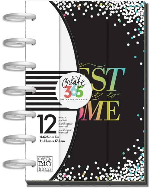 Mambi Create 365 The Happy Planner Midi  Stay Positive.