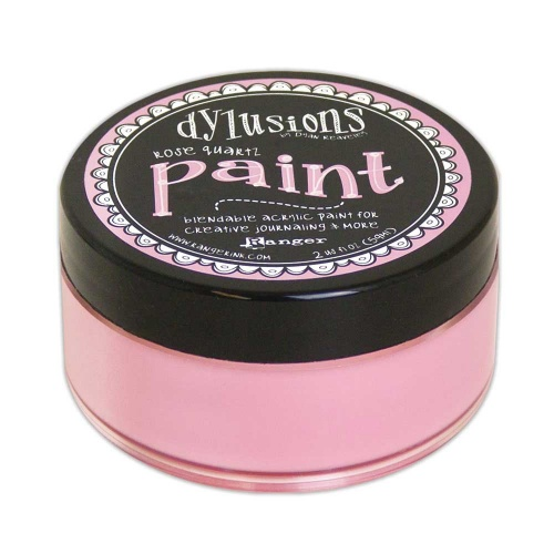 Dylusions Paint Rose Quartz