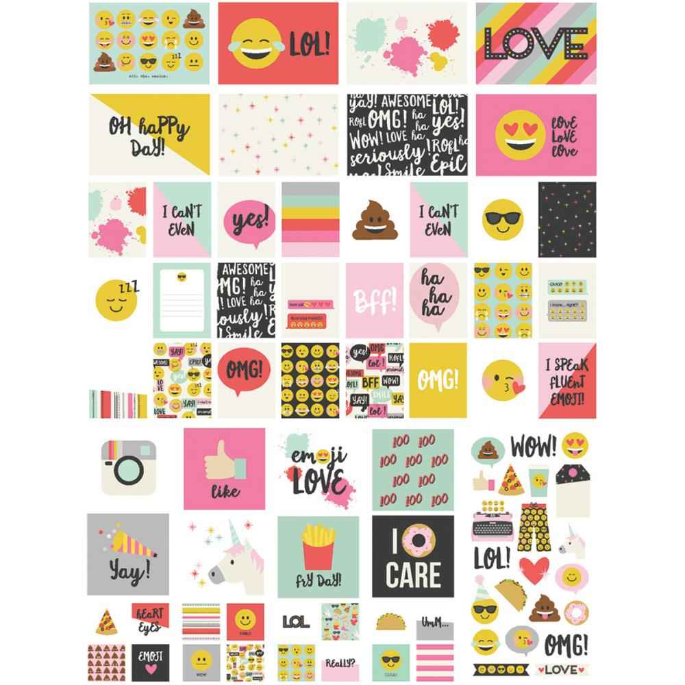 SS Sn@p! Card Pack Emoji Love