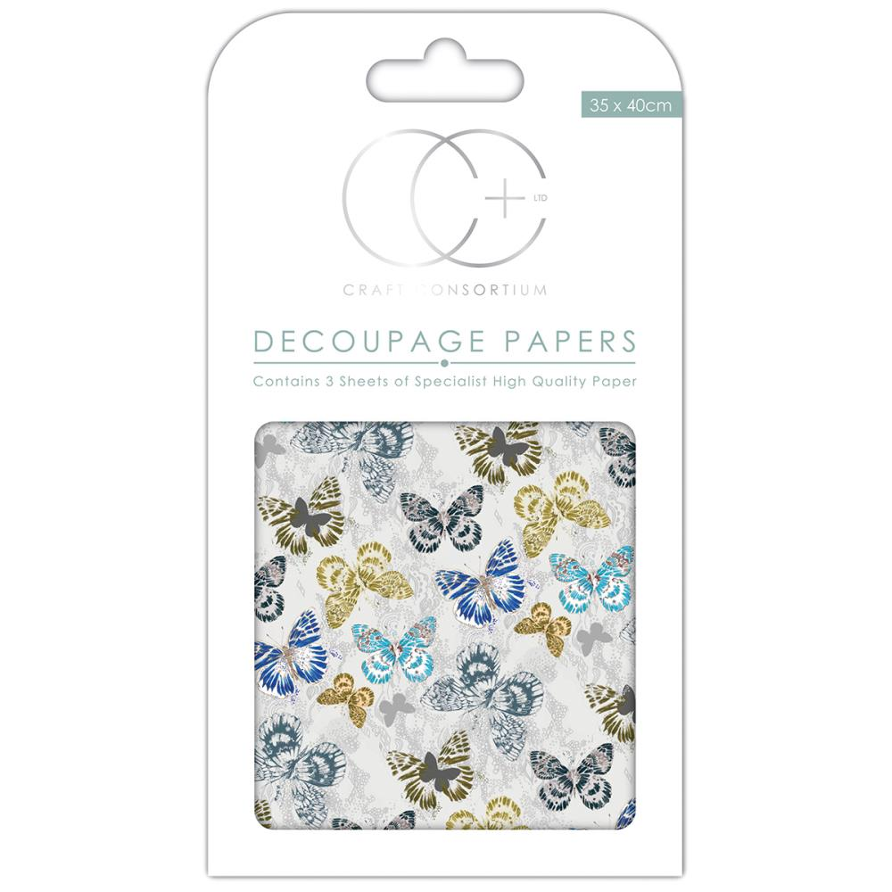 CC Decoupage Papers Hellen