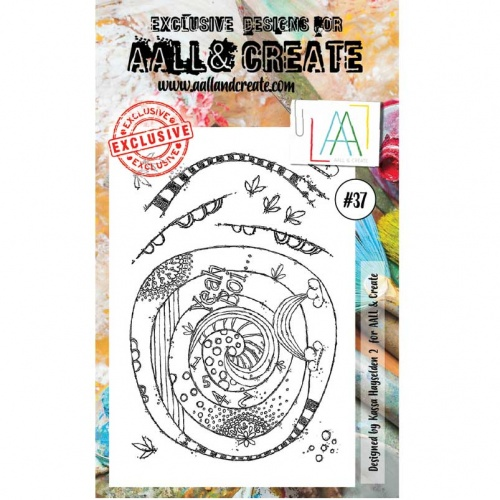 AALL & Create  A6 Stamp Set #37