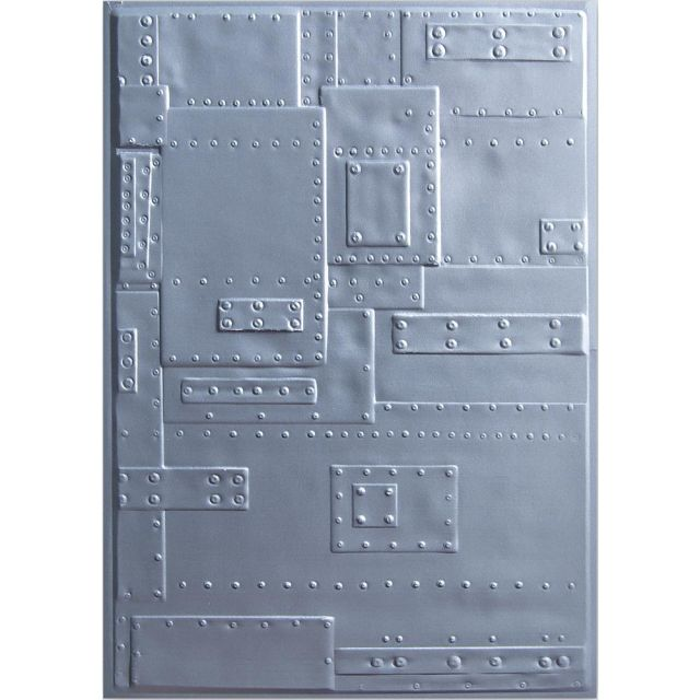 Sizzix TH 3D Texture Fades Embossing Folder Foundry