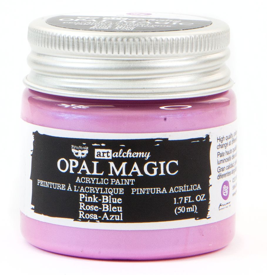 Art Alchemy Opal Magic Pink-Blue