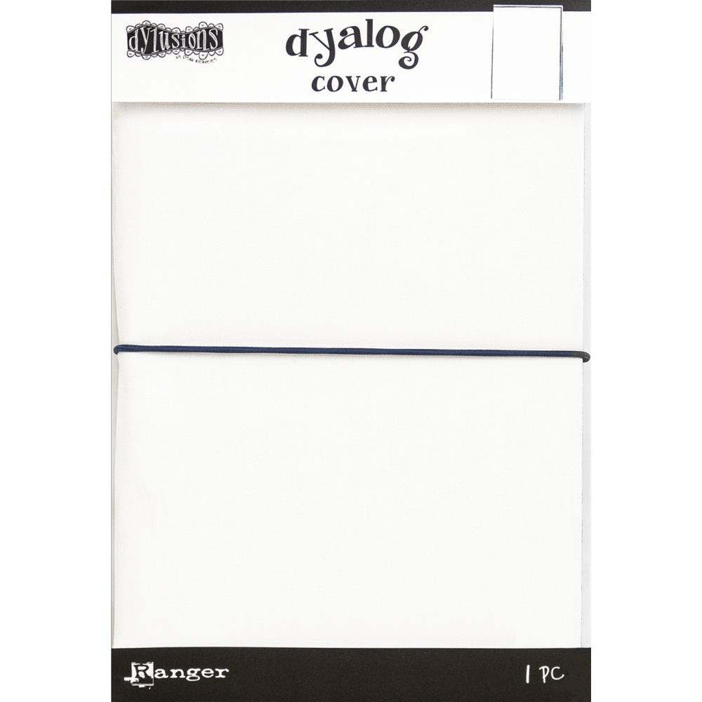 Dylusions Dyalog Canvas Cover No Limits-Blank