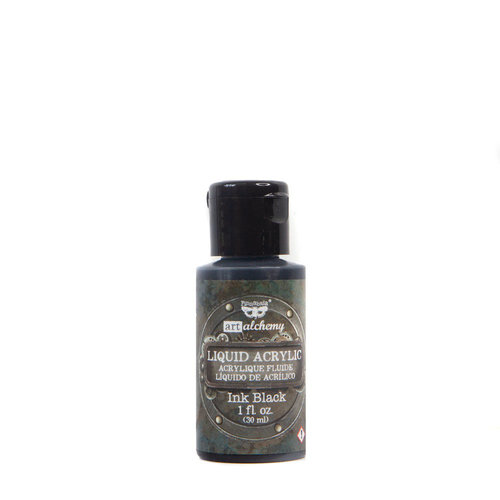 Art Alchemy Liquid Acrylic Black