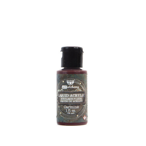 Art Alchemy Liquid Acrylic Carmine