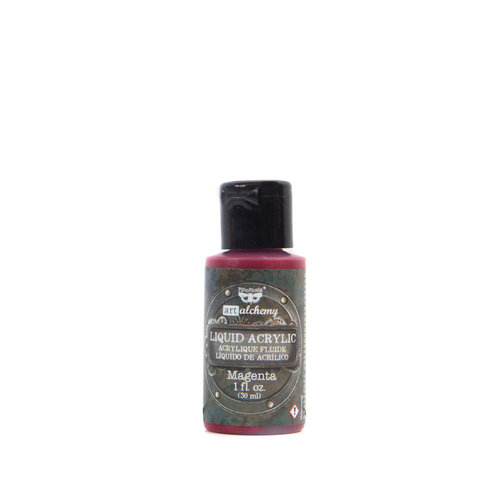 Art Alchemy Liquid Acrylic Magenta