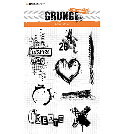 SL Stamp Grunge Collection2 363