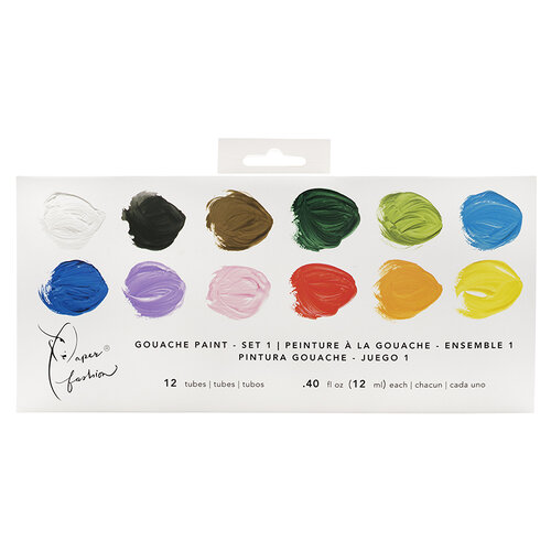 AC Gouache paint Set 1