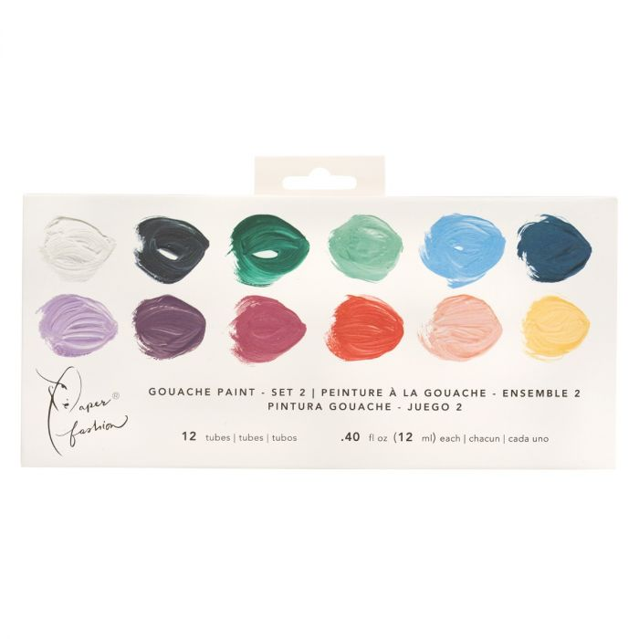 AC Gouache paint Set 2