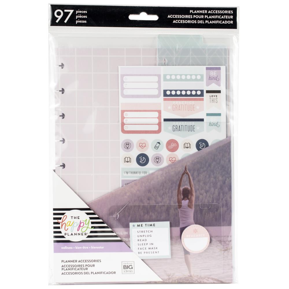 Mambi Medium Planner Accessoiries Fitness/Wellness