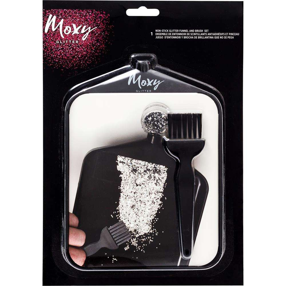 Moxy Funnel and Brush Set