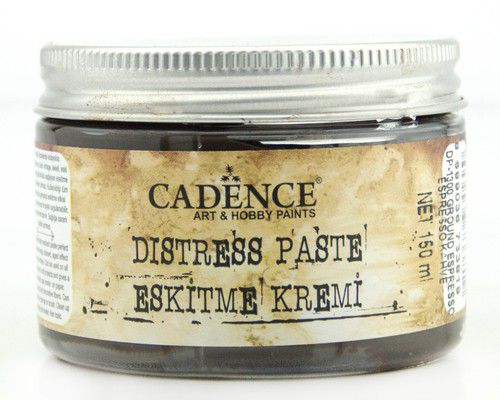 Cadence Distress Paste Ground Espresso