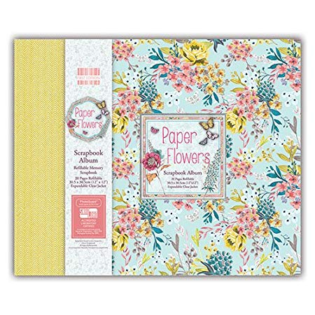 First Edition snapload album Paper Flowers 12inch