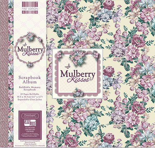 First Edition snapload album Mulberry Kisses 12inch