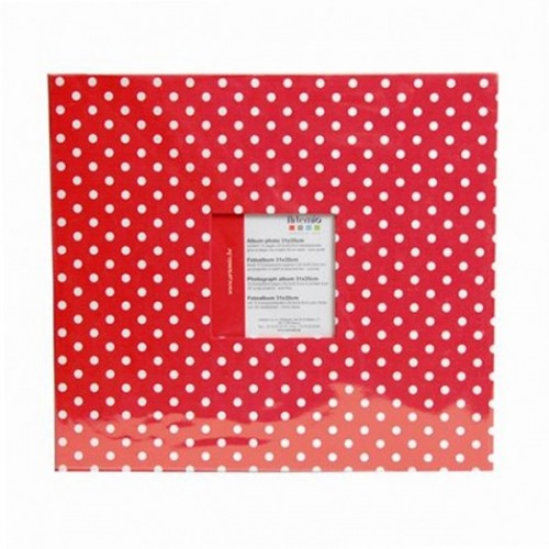 Artemio Scrapbook album White Dot 12 inch