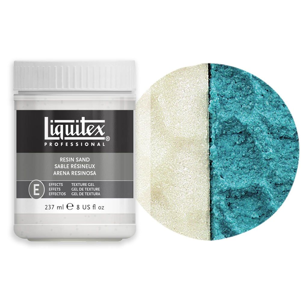 Liquitex Resin Sand 8 oz