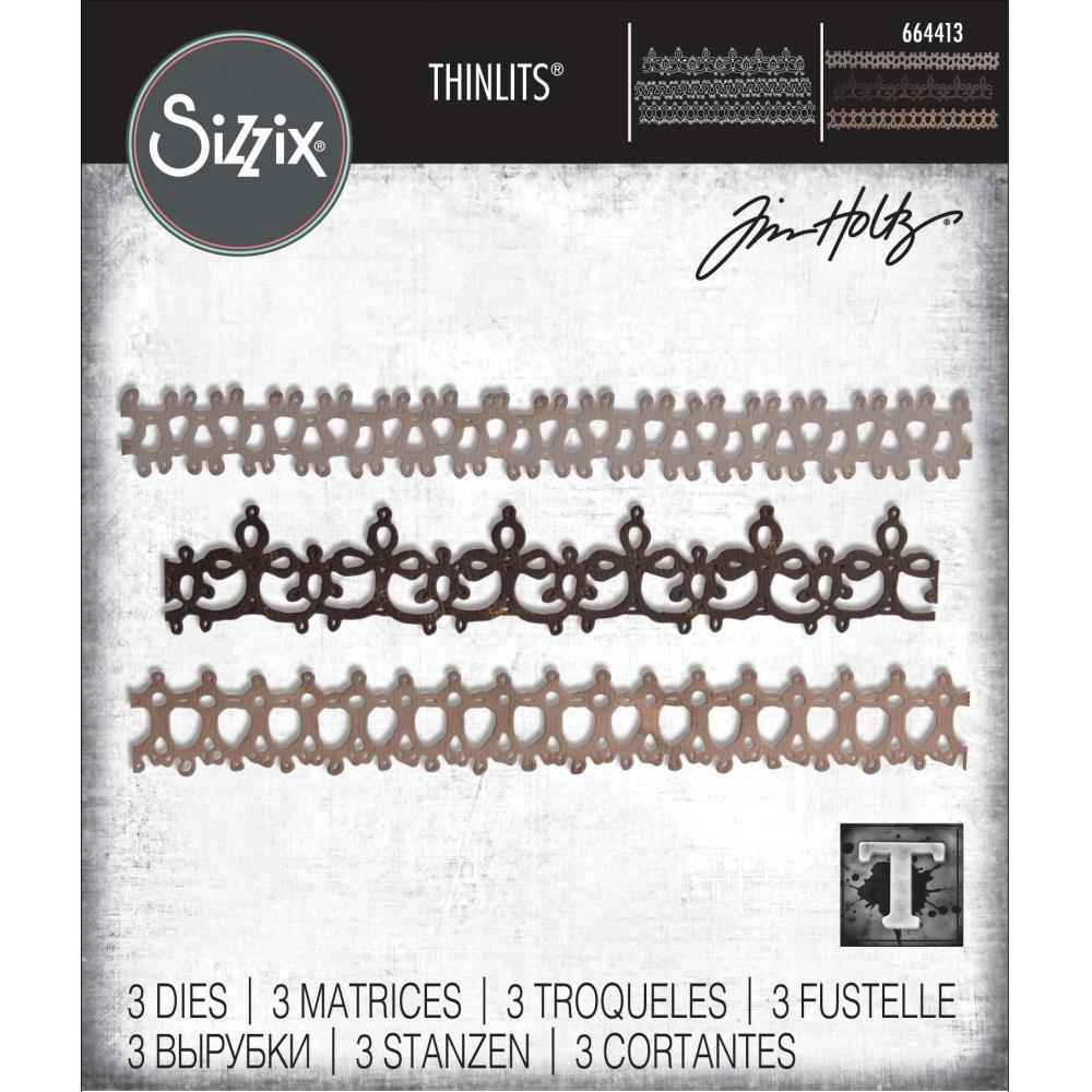 Sizzix Thinlits Crochet #2