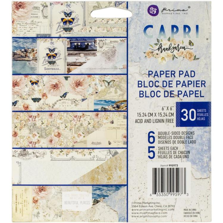 Prima Marketing paperpad Capri 12 inch