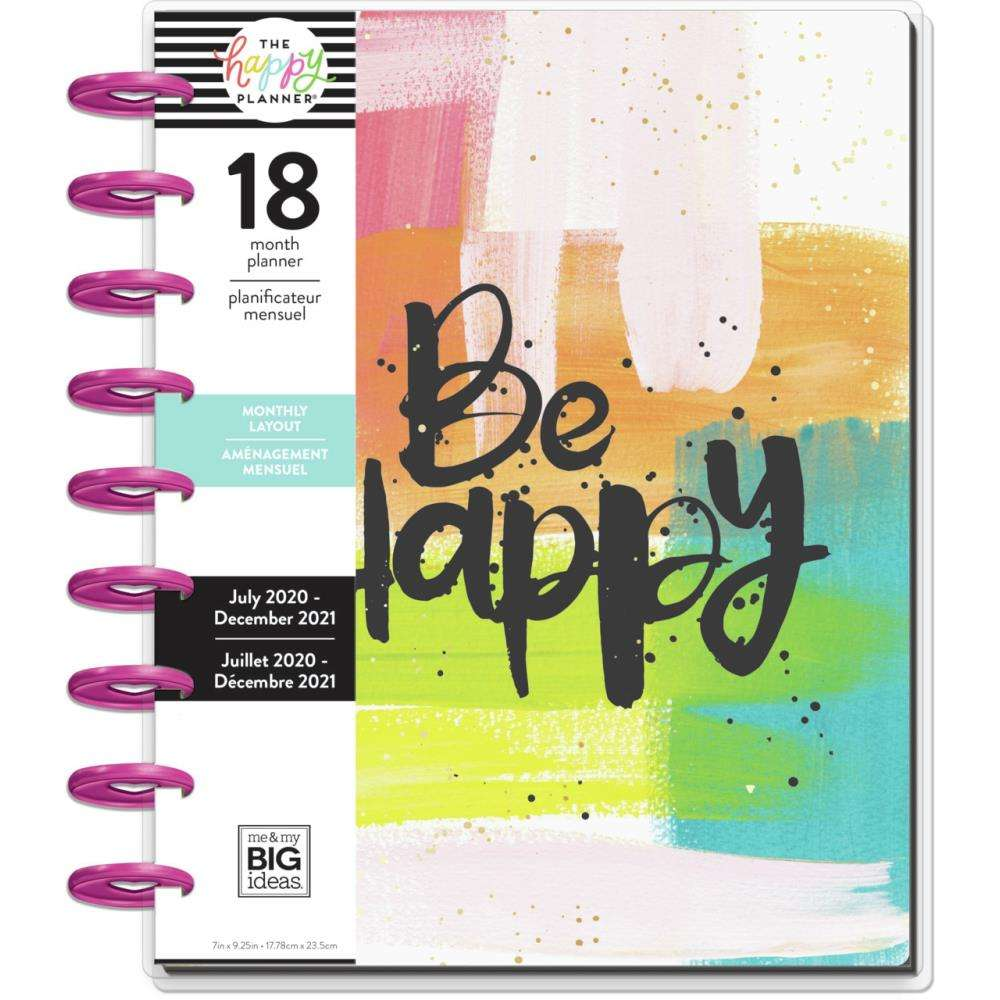 Mambi 18 months Dated Medium Planner Choose To Shine 8918