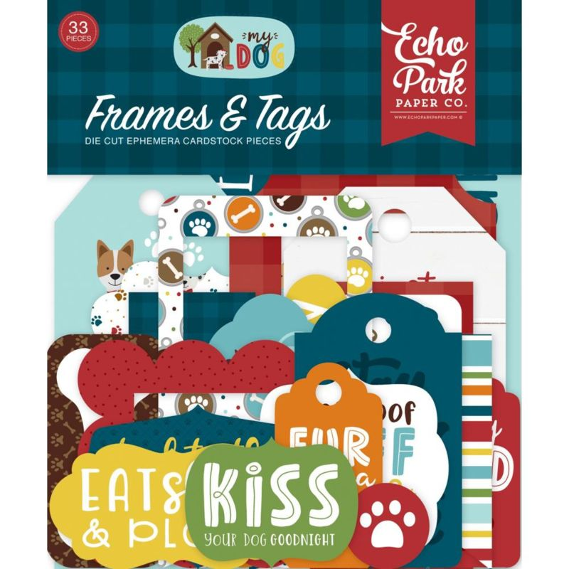 EP My Dog Frames en Tags