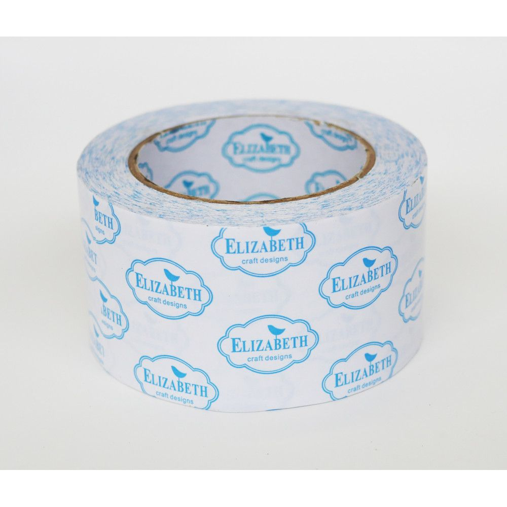 ECD Clear Double Sided Adhesive Roll 64 mm