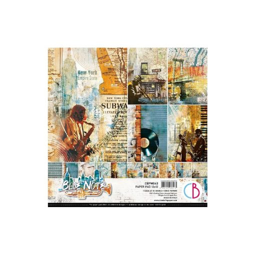 Ciao Bella Blue Note Paperpack 12 inch